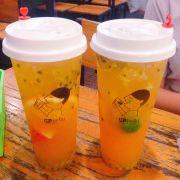 Lục trà cam vàng
