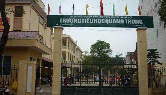 Tiểu Học Quang Trung - Trương Định