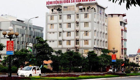 Bệnh Viện Đa Khoa Sài Gòn Nam Định - Đông A ở Tp. Nam Định, Nam Định    Foody.vn