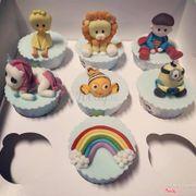 Cupcake tạo hình