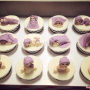 cupcake tạo hình fondant