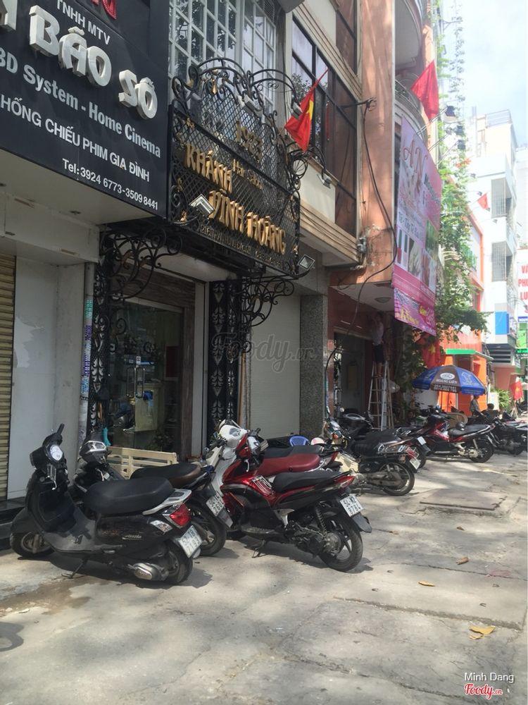 Khánh Vĩnh Hoàng Hair Salon ở TP. HCM