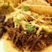 Beef Shank Barbacoa Tacos