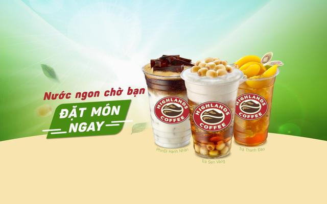 Highlands Coffee - Parkson Hùng Vương