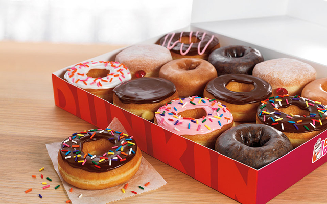 Dunkin' Donuts - D2 Giảng Võ
