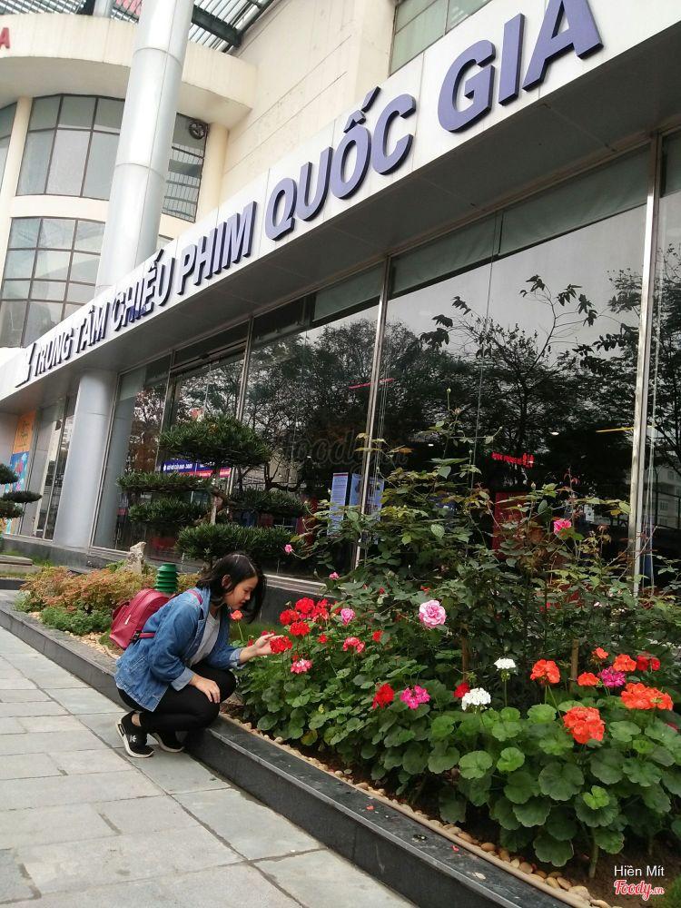 Rạp Trung Tâm Chiếu Phim Quốc Gia ở Hà Nội