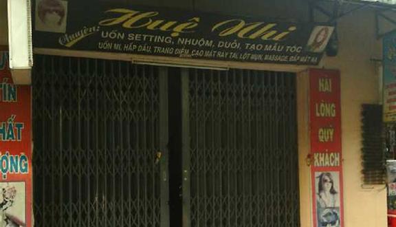 Uốn Tóc Huệ Nhi - Tống Văn Hên