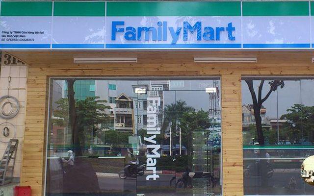 FamilyMart - 312 Điện Biên Phủ