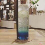 này là soda blue