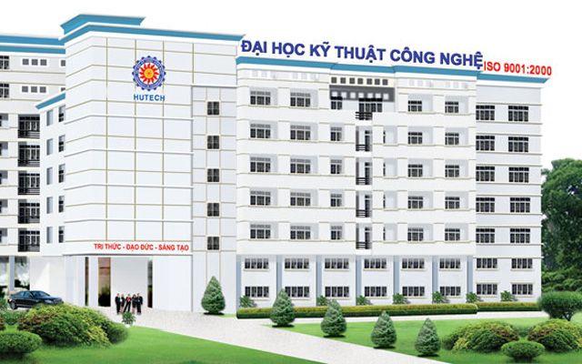 Trường Đại Học Công Nghệ TP HCM