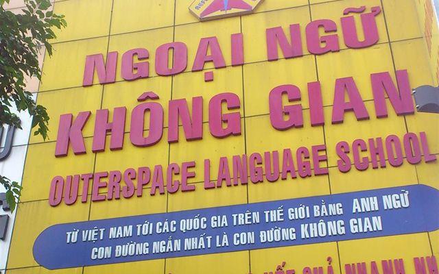 Trường Ngoại Ngữ Không Gian - Điện Biên Phủ