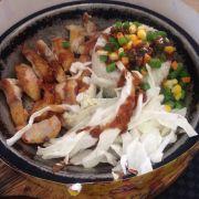 cơm xèo gà file