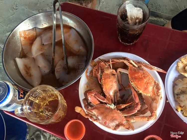 Hải Sản Dốc Lết ở Khánh Hoà