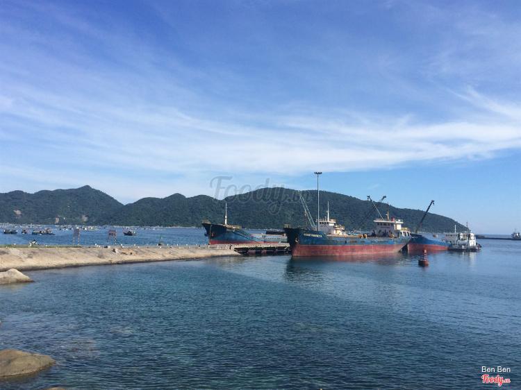 cảng Vũng Rô