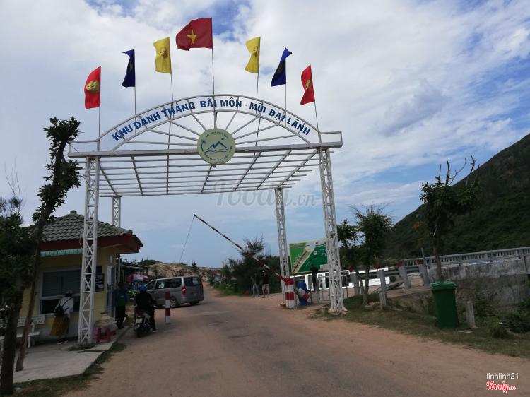 Mũi Điện - Phú Yên ở Phú Yên