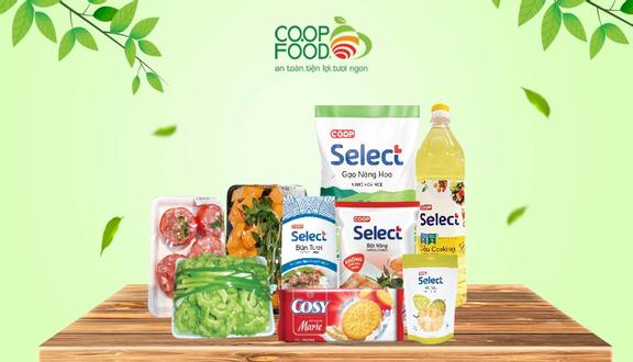 Co.op Food - Cầu Kinh
