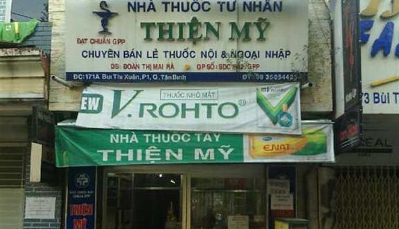 Nhà Thuốc Thiện Mỹ - Bùi Thị Xuân