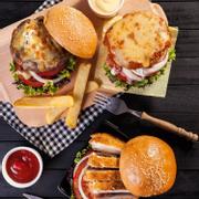 Burger tại Corso