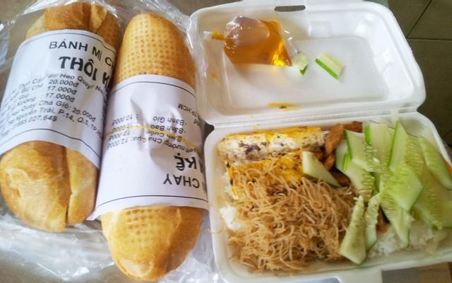 Bánh Mì Chay Thôi Kệ - Lê Hồng Phong