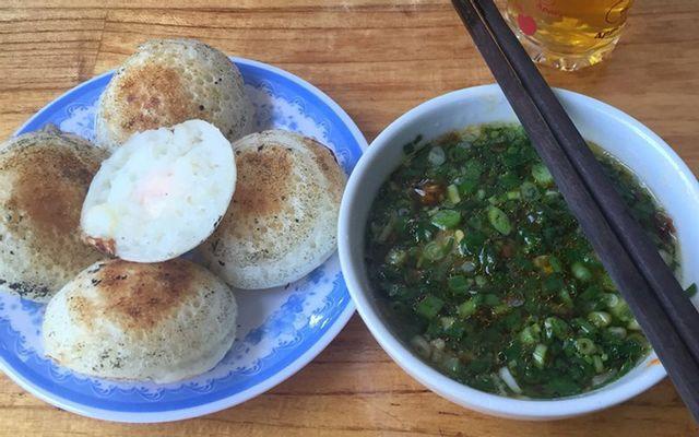 Bánh Căn Lệ - Yersin