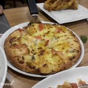 PIZZA TROPICAL SEAFOOD ngon tuyệt