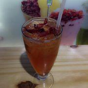 hồng trà hoa lạc thần