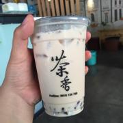 trà sữa ô long