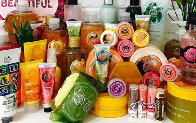 The Body Shop - 3 Tháng 2