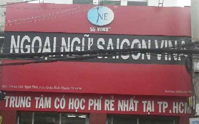 Trường Ngoại Ngữ SaiGon Vina - Xô Viết Nghệ Tĩnh