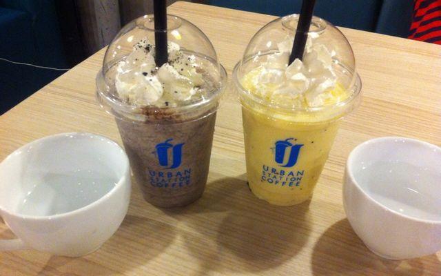 Urban Station Coffee Takeway - Hoà Bình