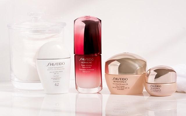 Shiseido - Vincom Bà Triệu