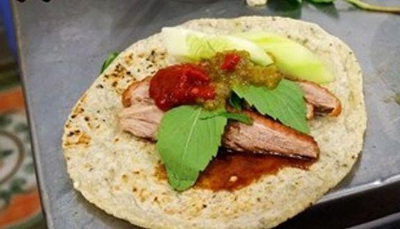 Xỉn Quán - Vịt Nướng Cuốn Bánh Taco