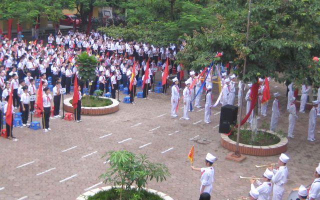 Trường THCS Nguyễn Trãi - Khương Trung