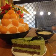 Bingsu không ngon lạt vị như sắp hư miếng bánh khá nhỏ nhưng tận 28k vị tạm không thích nhất là phần kêu nước trước khi vào bàn