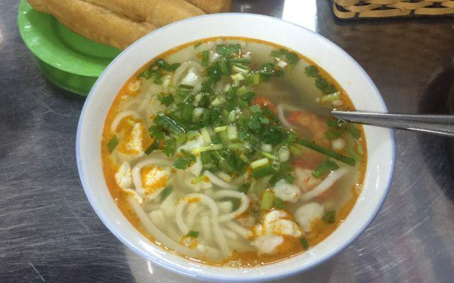 Bánh Canh Nga - Nguyễn Chí Thanh