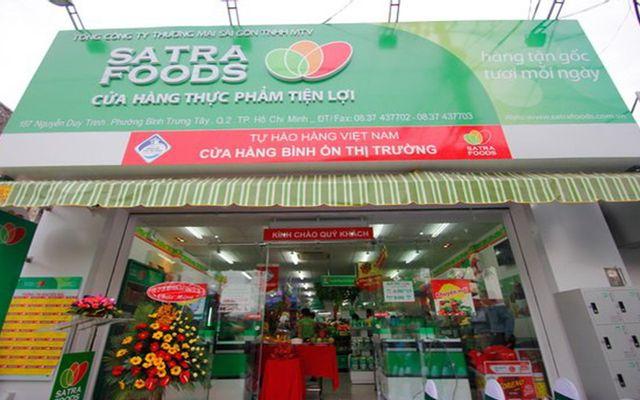 SatraFoods - Cửa Hàng Thực Phẩm Tiện Lợi - Nguyễn Tất Thành
