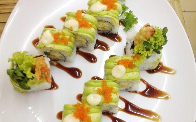Sushi Và Trà Sữa Hanah