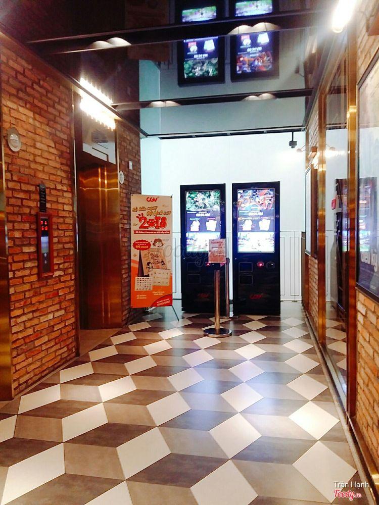 CGV Cinemas - Liberty Central Saigon City Point ở TP. HCM