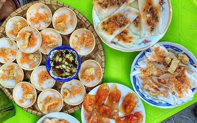 Bé Loan - Bánh Bèo - Nậm - Lọc - Ram Ít