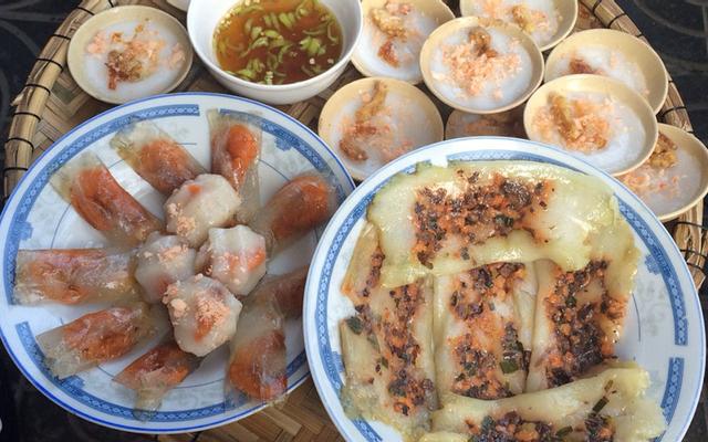 Bánh Huế - Bánh Bèo - Nậm - Lọc - Ram - Ít