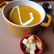 súp bí ngô