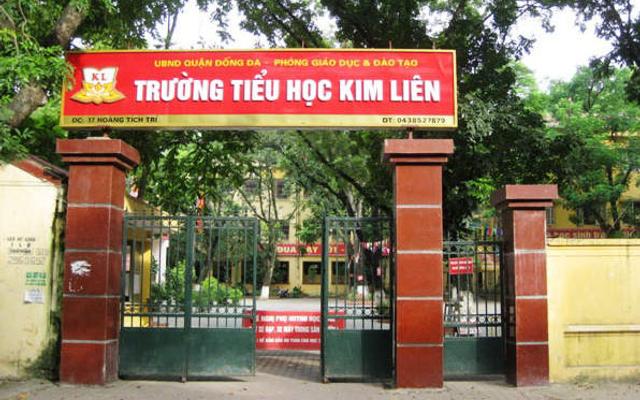 Trường Tiểu Học Kim Liên - Hoàng Tích Trí