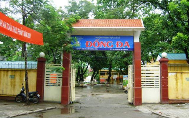 Trường THCS Đống Đa - Lương Định Của