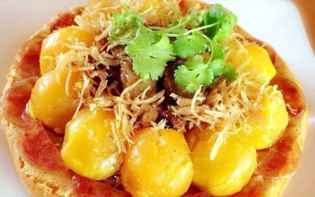 Bông Lan Trứng Muối - Lê Lai