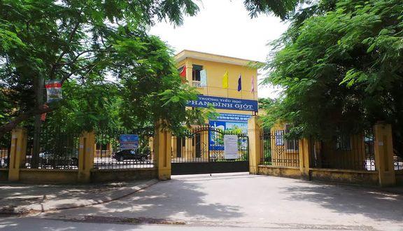Trường Tiểu Học Phan Đình Giót