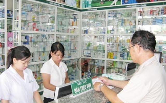 Nhà Thuốc Việt Cường - Trần Cung