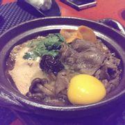 Set Lẩu bò cao cấp Nhật (Sukiyaki)