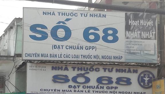 Nhà Thuốc Số 68 - Nguyễn Duy Trinh