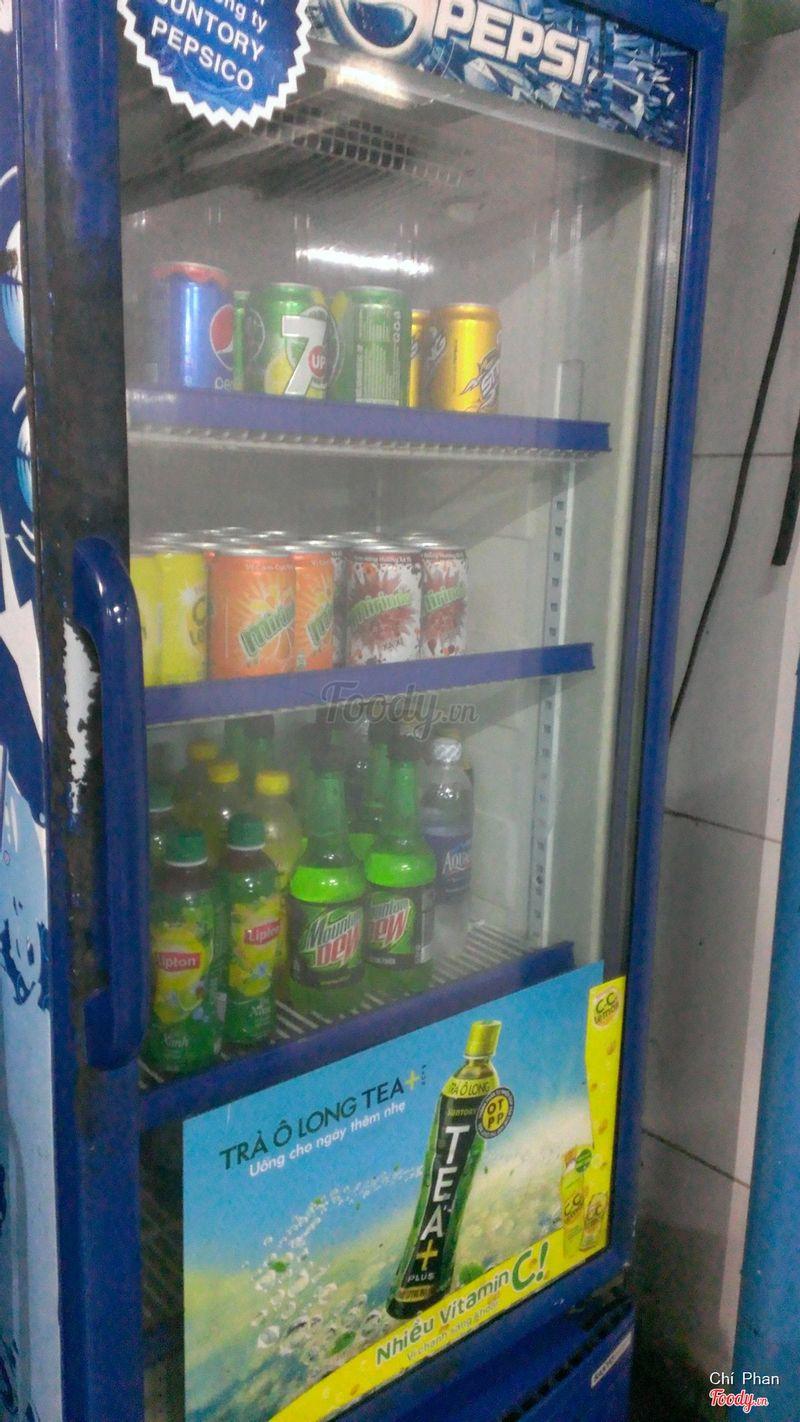 Nước ngọt bán tại chỗ