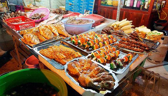 Khu Ăn Uống Chợ Phúc Hải